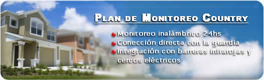 plan country monitoreo de alarma
